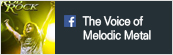 Rob Rock - The Voice of Melodic Metal Facebook