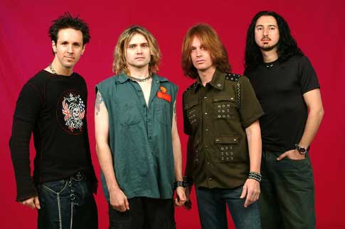 Impellitteri Band Lineup 2004